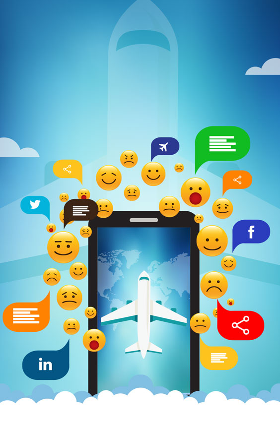 Can Social Sentiment Impact Airlines Business Growth