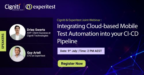 Integrating Cloud-based Mobile Test Automation into your CI-CD Pipeline