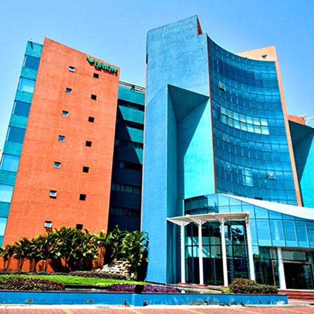 Cigniti Office at Hyderabad, India