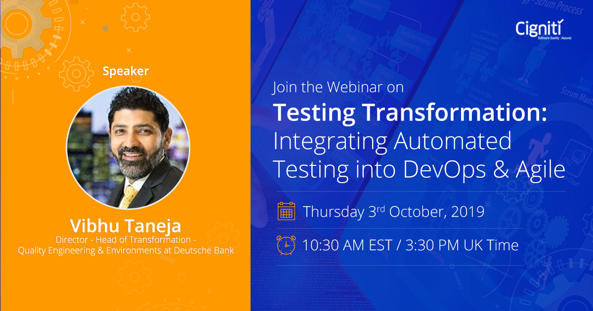 Testing Transformation: Integrating Automated Testing Into DevOps & Agile