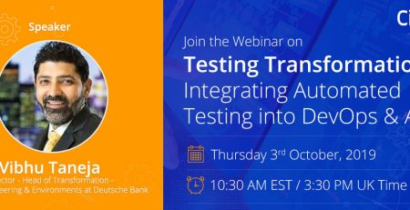 Integrating Automated Testing Into DevOps and Agile
