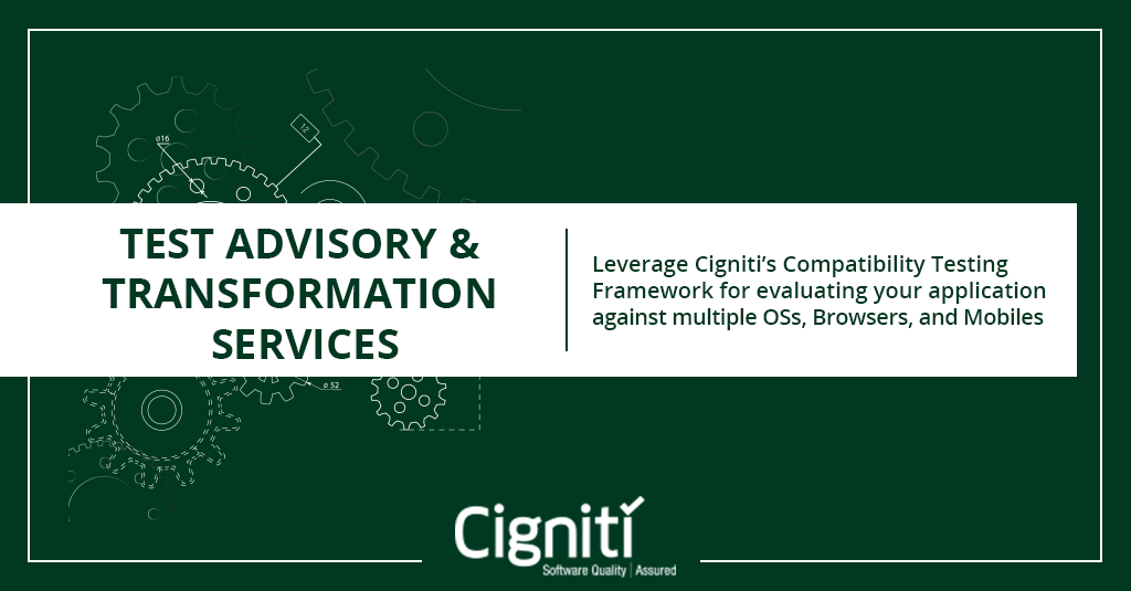 Test Advisory, Assessment and Consulting Services | Test