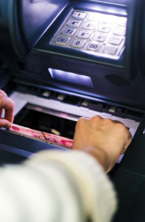 Testing Self Service Technology – ATM