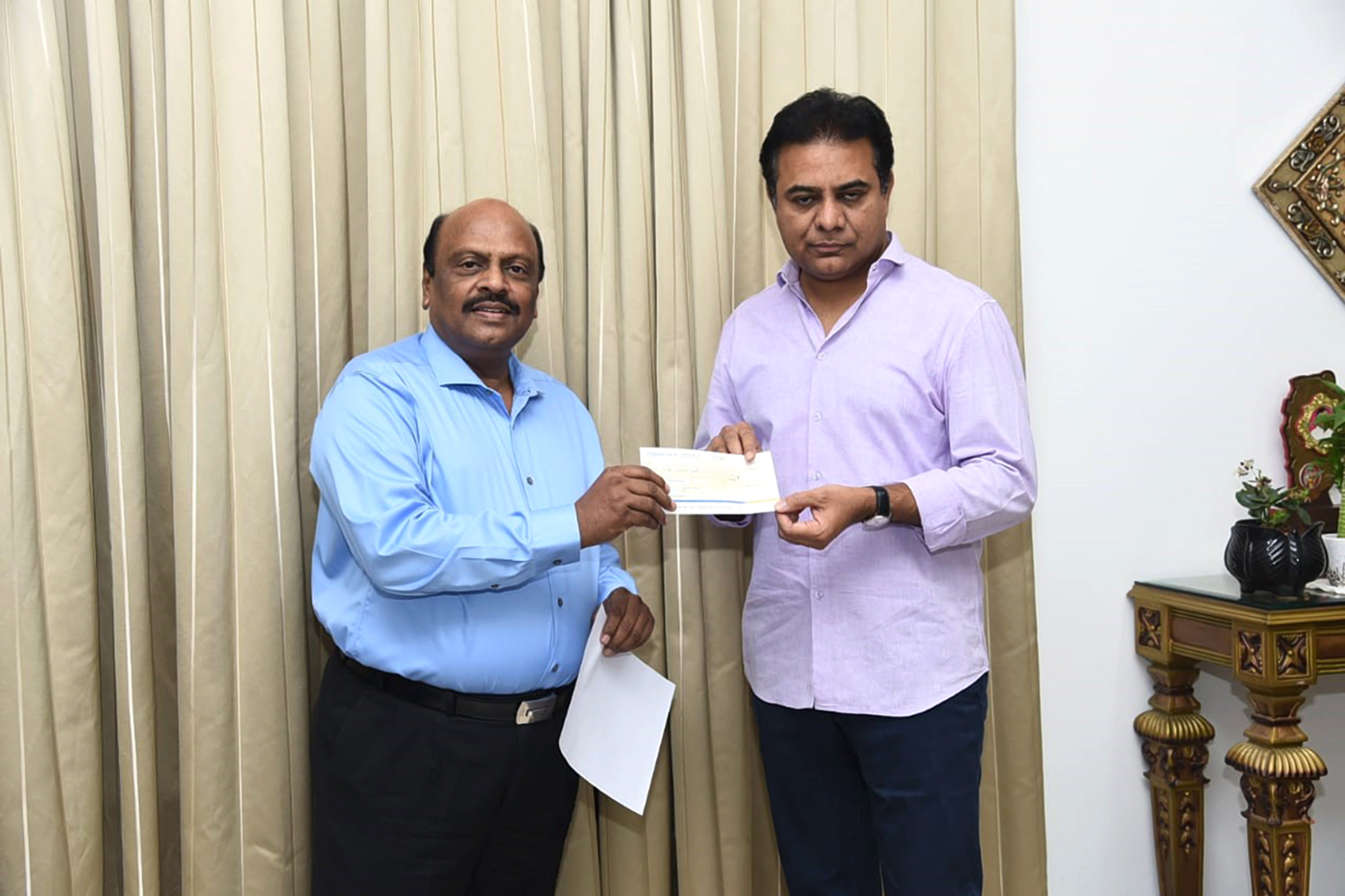 Cigniti Technologies contributes 50 Lakhs for fighting Corona Virus (Covid-19)