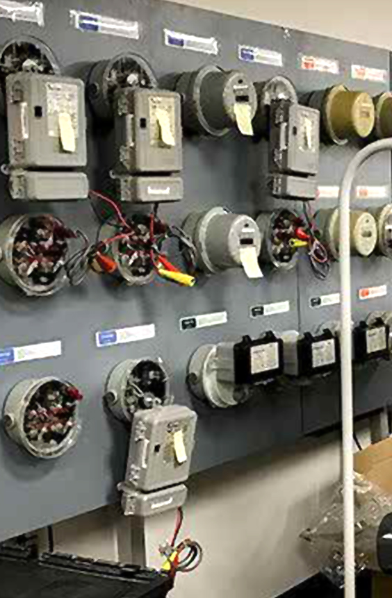 SmartMeter Lab & AMI automation regression test suite for an energy distributor