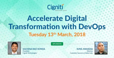 Accelerate Digital Transformation with DevOps
